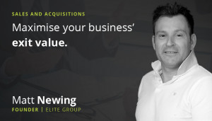 Maximise your exit value