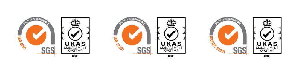 Elite group successfully passed our ISO 9001, 27001 and 22301 audit